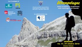 AltreMontagne 2018. Nella foto Le Dolomiti di Sesto - Strada degli Alpin. Apri il depliant