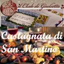Castagnata di San Martino del Club di Giulietta